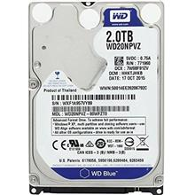 Western Digital WD20NPVZ Blue 2TB 8MB Cache Notebook Hard Drive